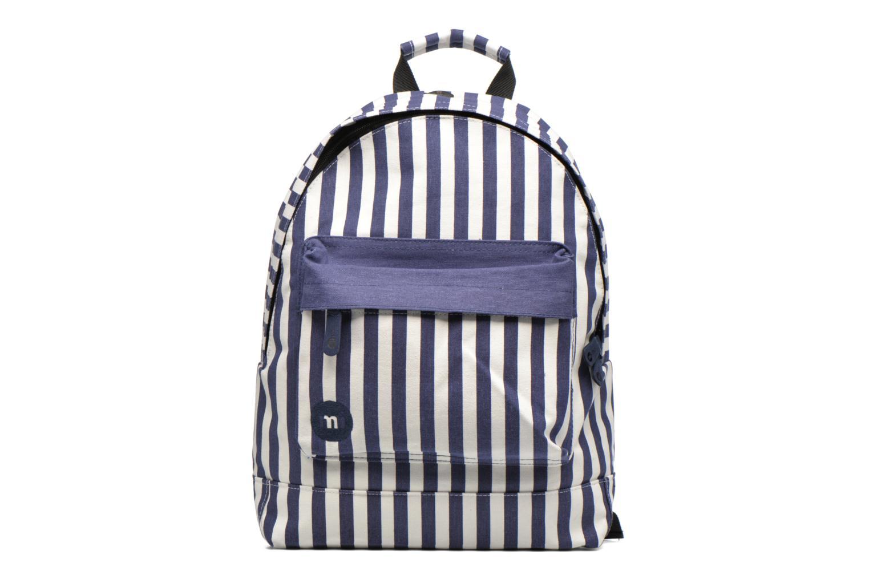 Rucksäcke Mi-Pac Premium Seaside Stripe Backpack blau detaillierte ansicht/modell