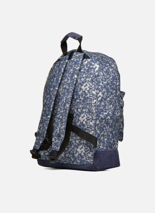 Rugzakken Mi-Pac Premium Denim Spatter Backpack Blauw rechts
