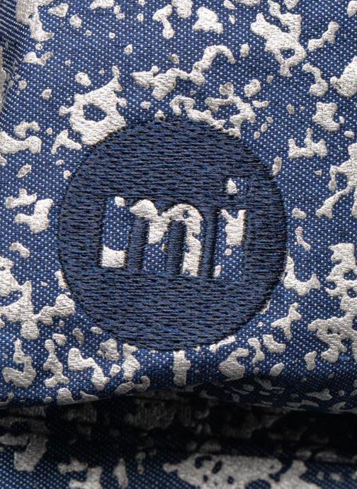 Rugzakken Mi-Pac Premium Denim Spatter Backpack Blauw links