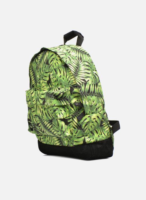 Zaini Mi-Pac Premium Print Verde modello indossato
