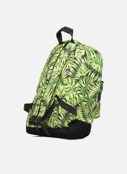 Sacs à dos Mi-Pac Premium Print Vert vue droite