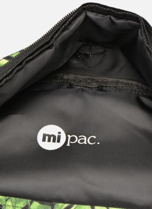 Rucksacks Mi-Pac Premium Print Green back view