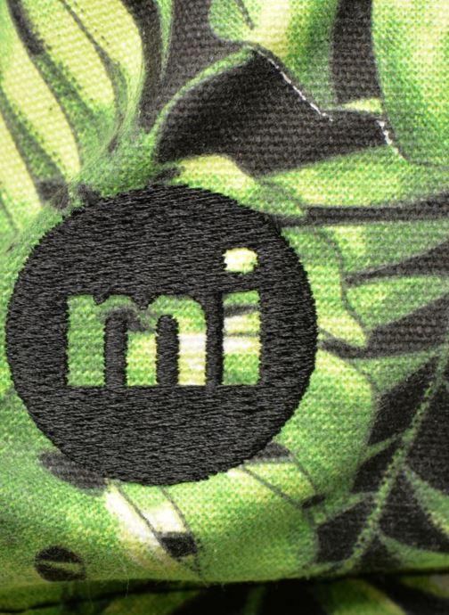 Rucksacks Mi-Pac Premium Print Green view from the left
