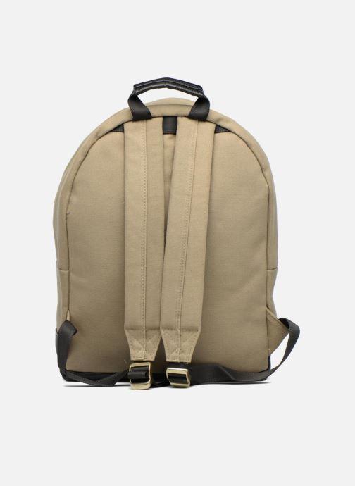 Sacs à dos Mi-Pac Gold Backpack Beige vue face