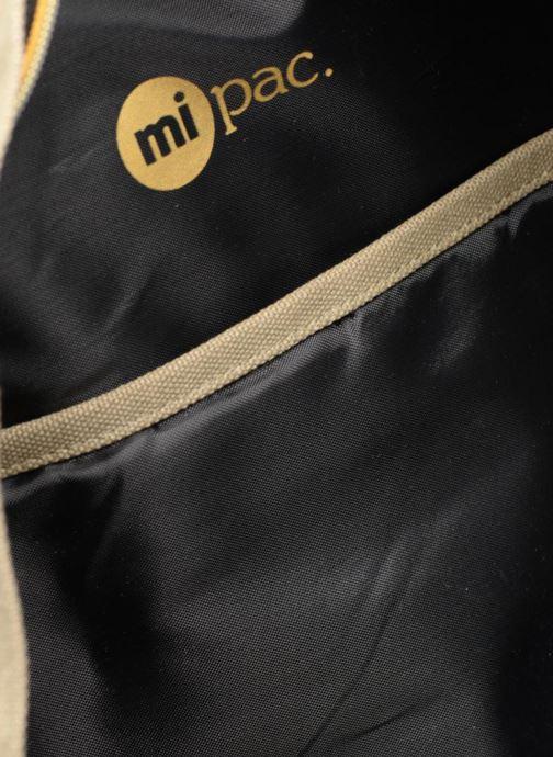 Rugzakken Mi-Pac Gold Backpack Beige achterkant