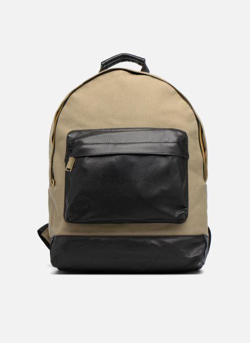 Sacs à dos Mi-Pac Gold Backpack Beige vue détail/paire