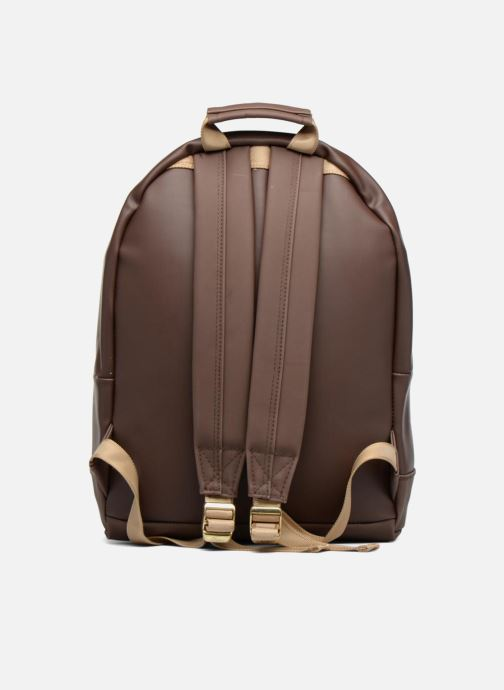 Rucksacks Mi-Pac Gold Backpack Brown front view