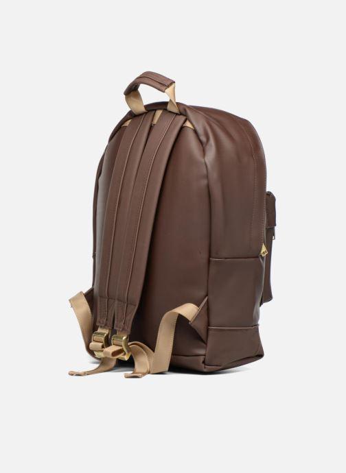 Rucksäcke Mi-Pac Gold Backpack braun ansicht von rechts