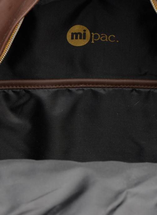Rucksacks Mi-Pac Gold Backpack Brown back view