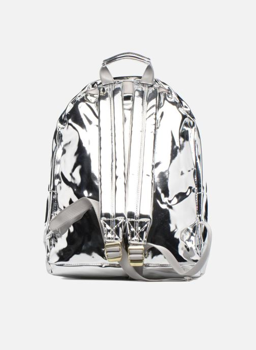 Rucksacks Mi-Pac Gold Backpack Silver front view