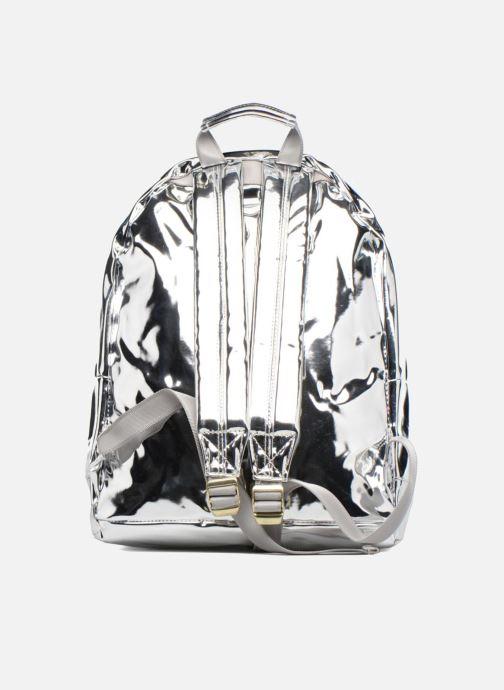 Mochilas Mi-Pac Gold Backpack Plateado vista de frente