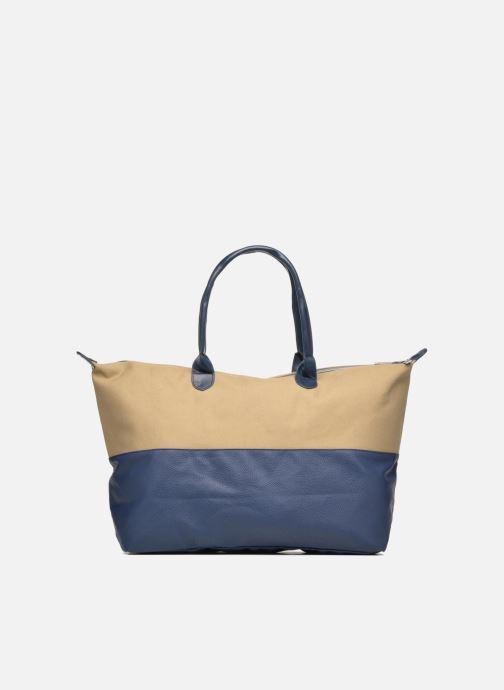 Reisegepäck Mi-Pac Weekender Bag blau ansicht von vorne