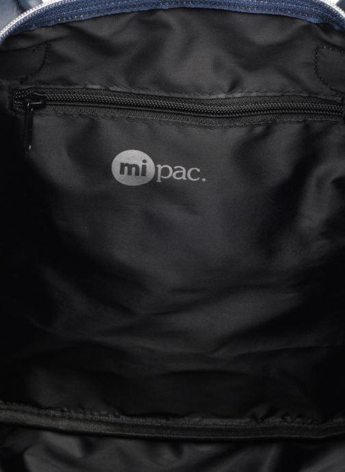 Reisegepäck Mi-Pac Weekender Bag blau ansicht von hinten