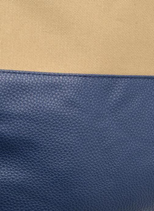 Reisegepäck Mi-Pac Weekender Bag blau ansicht von links
