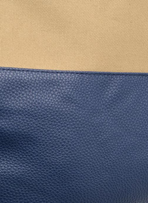 Equipaje  Mi-Pac Weekender Bag Azul vista lateral izquierda