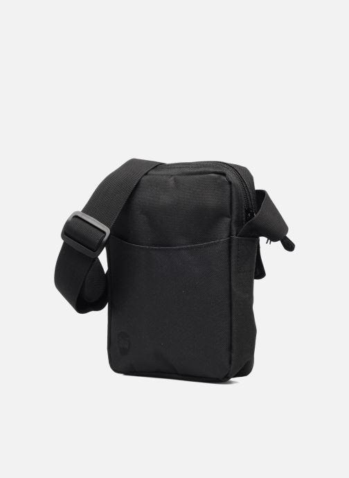 Sacs homme Mi-Pac Flight bag Noir vue portées chaussures