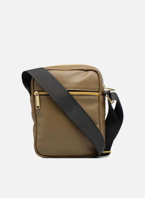 Bolsos de hombre Mi-Pac Flight bag Verde vista de frente