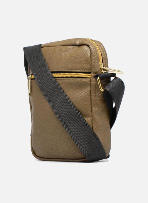 Bolsos de hombre Mi-Pac Flight bag Verde vista lateral derecha