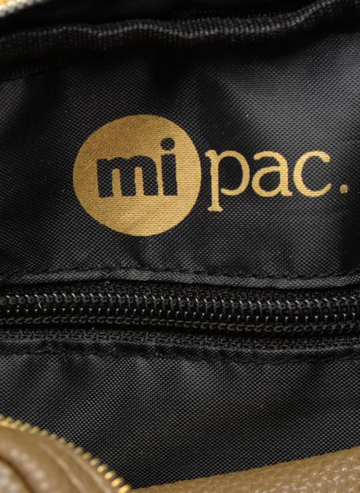 Herentassen Mi-Pac Flight bag Groen achterkant