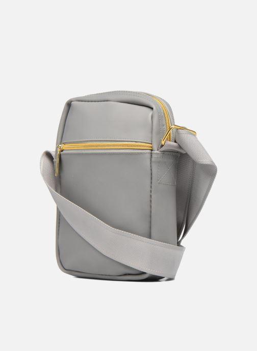 Bolsos de hombre Mi-Pac Flight bag Gris vista lateral derecha