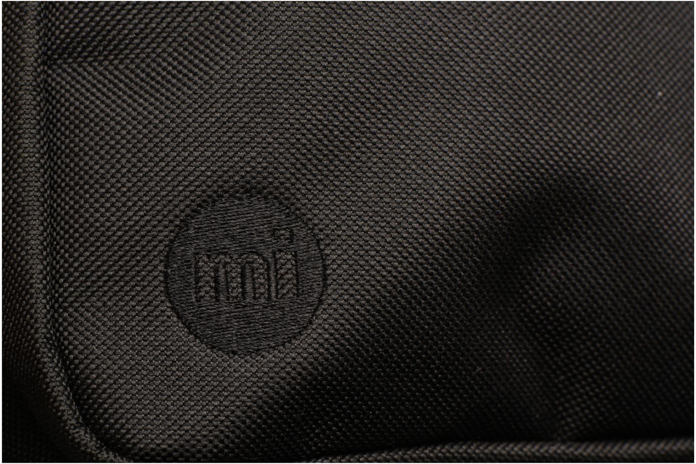 Herrentaschen Mi-Pac Flight bag schwarz ansicht von links