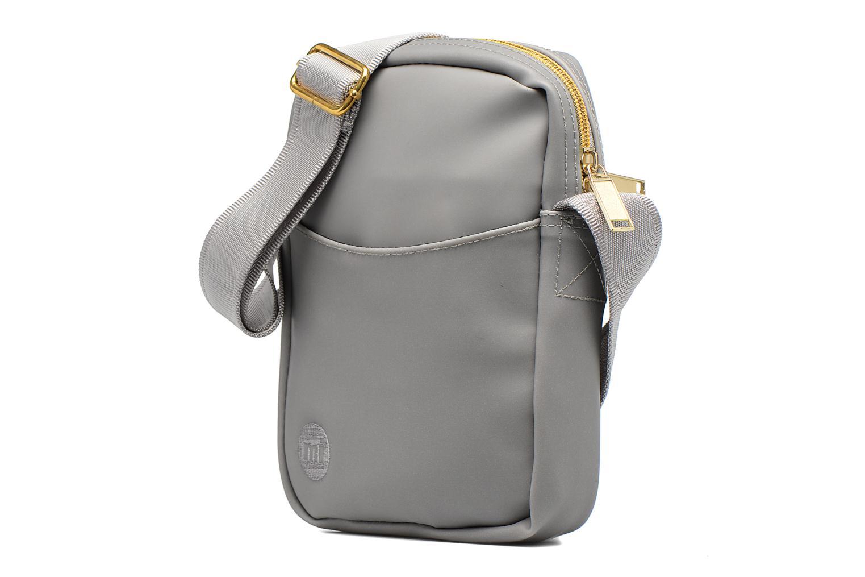 Mi Pac Grey bag rubber Flight qzrCxSqw