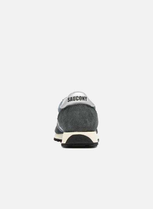 Sneaker Saucony Jazz Original Vintage grau ansicht von rechts