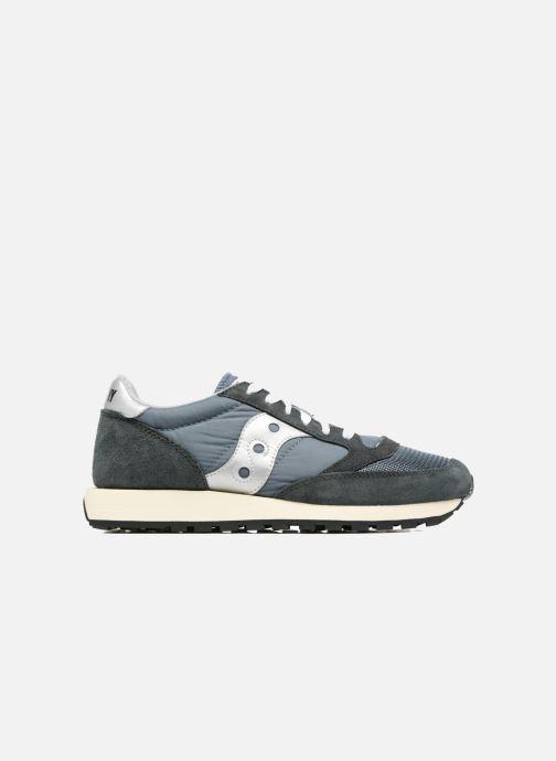 Sneaker Saucony Jazz Original Vintage grau ansicht von hinten