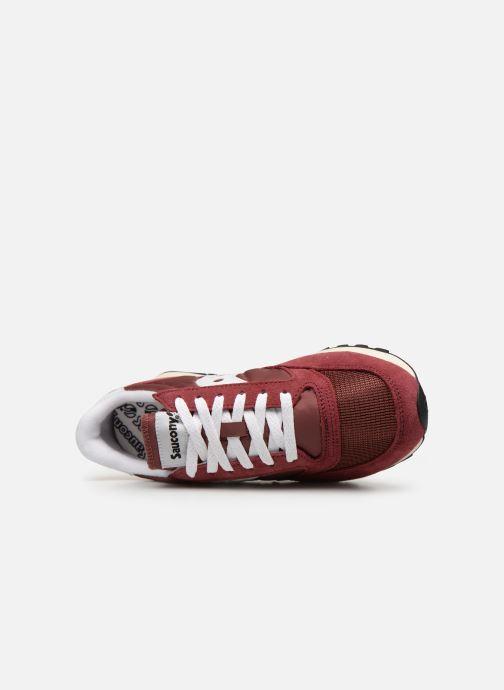 Saucony Original Sneaker 347260 weinrot Vintage Jazz qYrnqp4
