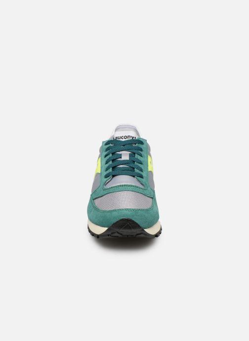 Sneakers Saucony Jazz Original Vintage Grön bild av skorna på