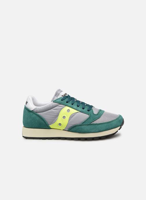 Sneakers Saucony Jazz Original Vintage Groen achterkant