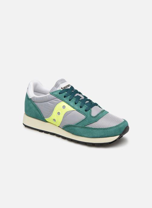 Sneakers Saucony Jazz Original Vintage Groen detail