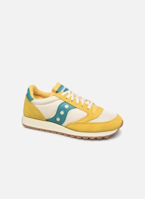 Sneaker Saucony Jazz Original Vintage gelb detaillierte ansicht/modell