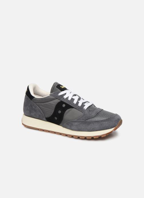 Sneakers Saucony Jazz Original Vintage Grijs detail