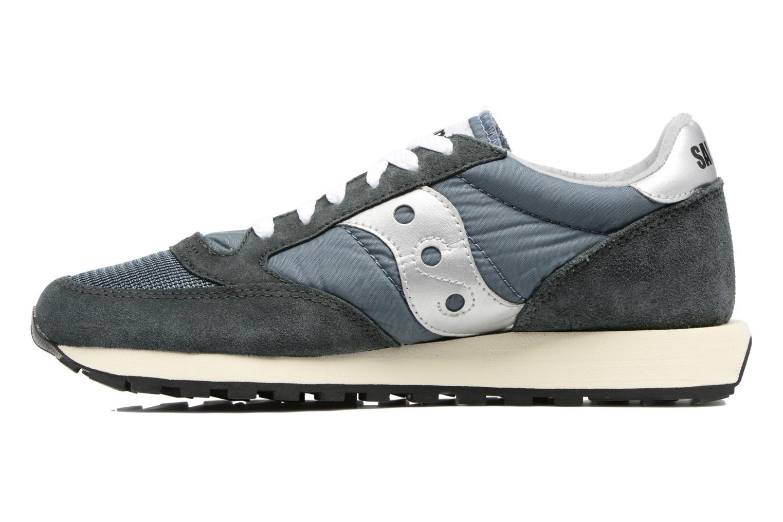Sneakers Saucony Jazz Original Vintage Grijs voorkant