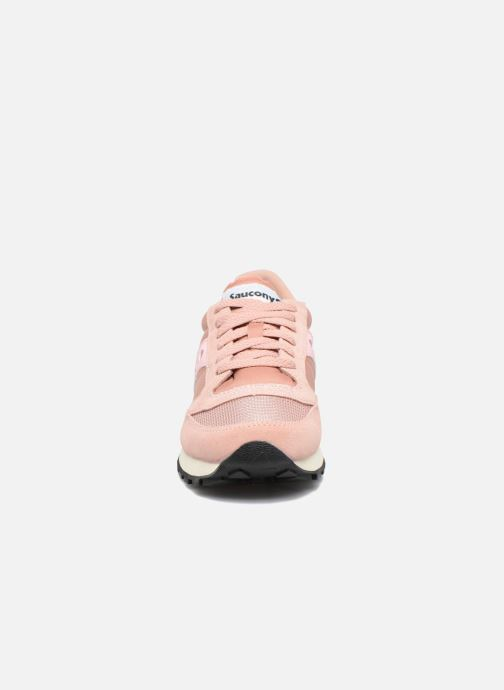 Sneakers Saucony Jazz Original Vintage W Roze model