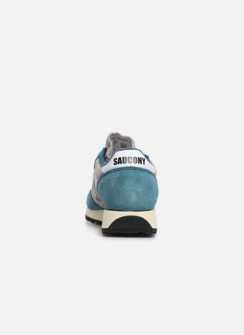 Sneaker Saucony Jazz Original Vintage W blau ansicht von rechts