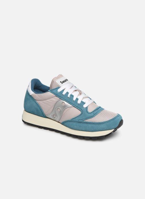 Sneaker Saucony Jazz Original Vintage W blau detaillierte ansicht/modell
