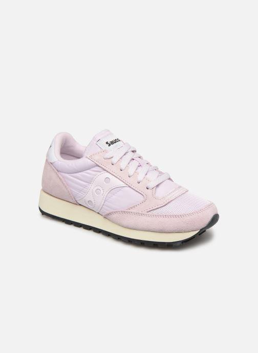 Sneakers Saucony Jazz Original Vintage W Lilla detaljeret billede af skoene