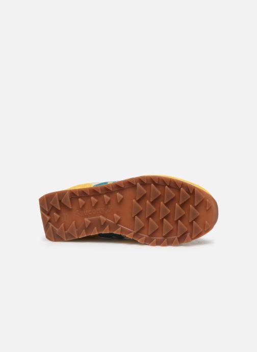 Sneakers Saucony Jazz Original Vintage W Geel boven