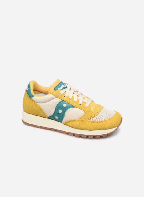 Sneaker Saucony Jazz Original Vintage W gelb detaillierte ansicht/modell