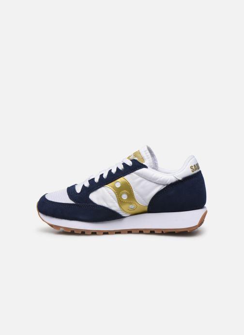 Sneakers Saucony Jazz Original Vintage W Wit voorkant
