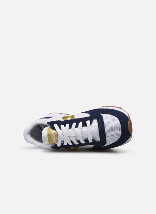 Sneakers Saucony Jazz Original Vintage W Bianco immagine sinistra
