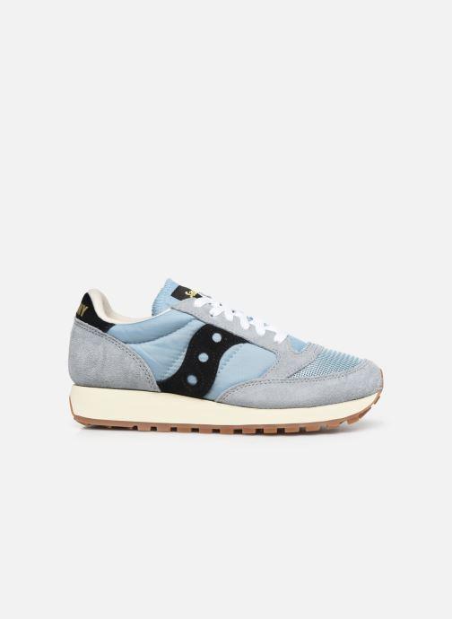 Sneakers Saucony Jazz Original Vintage W Blauw achterkant