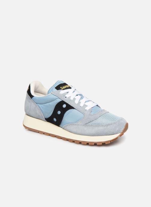 Sneakers Saucony Jazz Original Vintage W Blauw detail