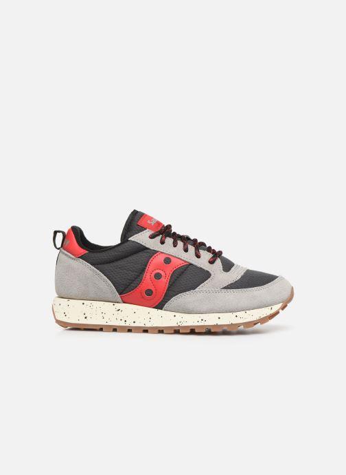 Sneaker Saucony Jazz Original Vintage W grau ansicht von hinten