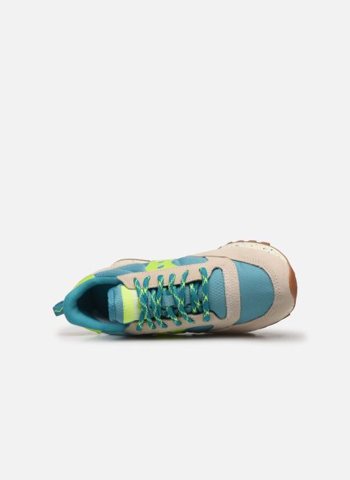 Sneaker Saucony Jazz Original Vintage W grau ansicht von links