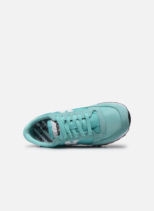 Sneakers Saucony Jazz Original Vintage W Blauw links