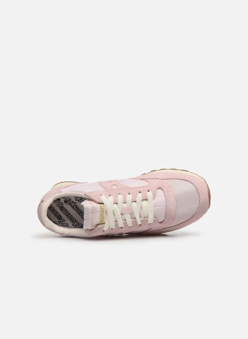 Sneakers Saucony Jazz Original Vintage W Rosa immagine sinistra