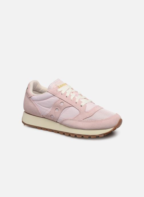 Sneakers Saucony Jazz Original Vintage W Rosa vedi dettaglio/paio